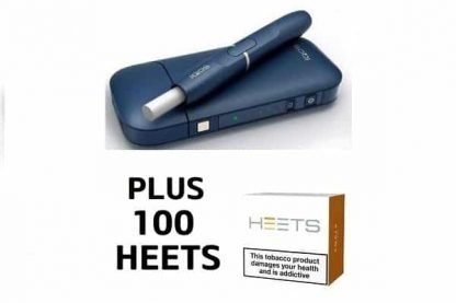 Navy iQOS and 100 HEETS