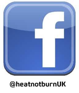 Heat Not Burn On Facebook