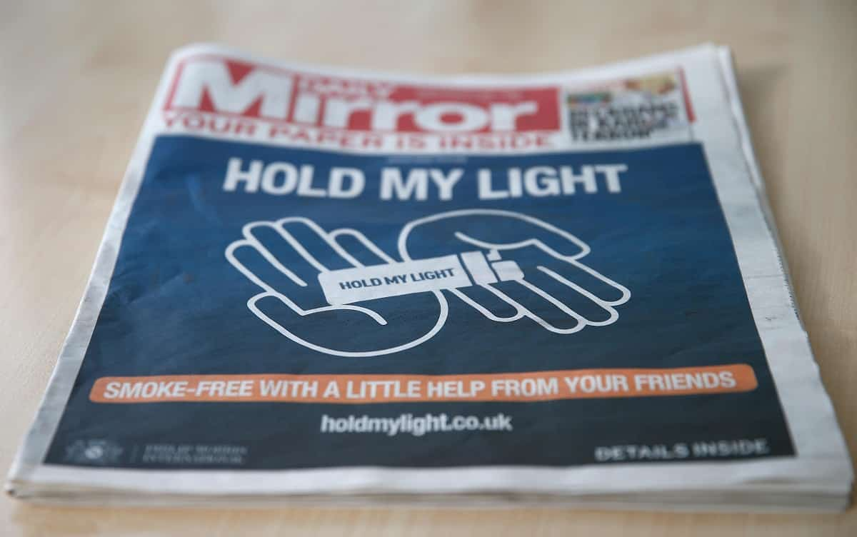 Hold My Light Campaign