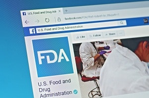 Food and drug administration USA