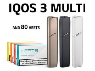 IQOS 3 MULTI AND 80 HEETS