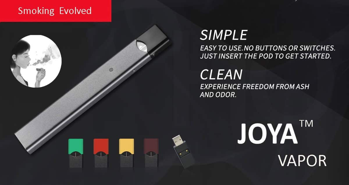 HnB UK exclusive review – the JOYA Vapor Pen
