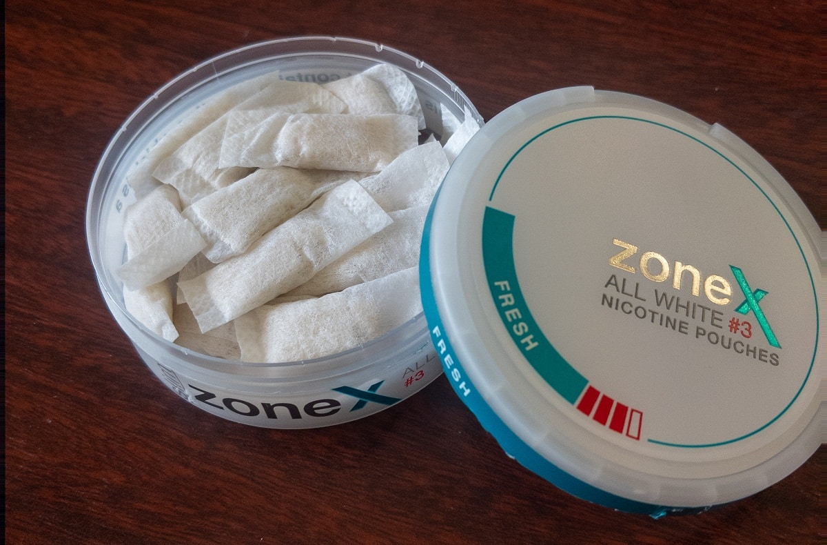 ZoneX Nicotine Pouches Review