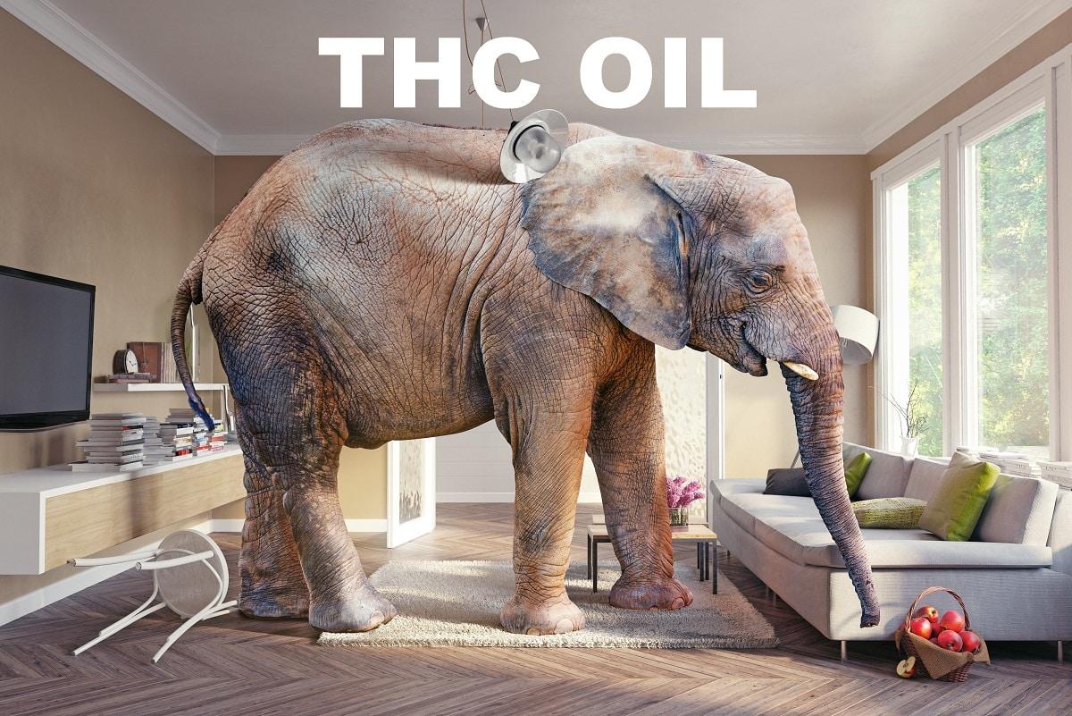 Flavour Ban THC Oil