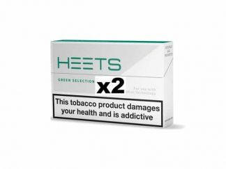 2 packs of Green HEETS