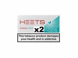 2 packs of Sienna Caps HEETS