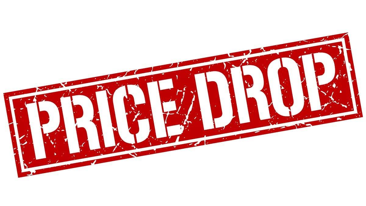 IQOS Price Drop