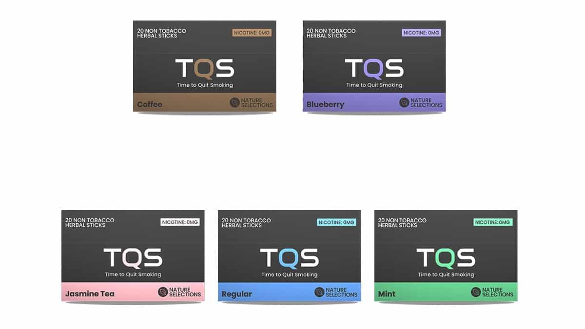 TQS Tobacco Sticks