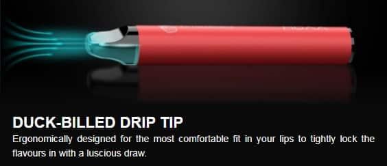 SMOK VVOW duck-billed drip tip